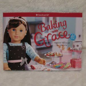 American Girl Baking with Grace Craft Activity
